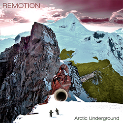 Arctic Underground front cd cover