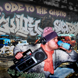 dj remotion cd cover